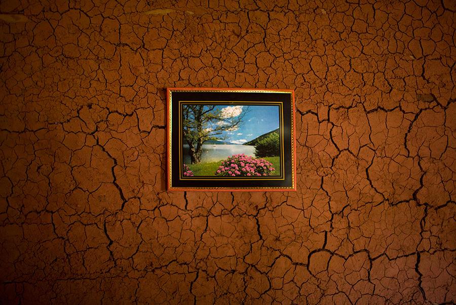 14. Картина, украшающая одно из жилищ.