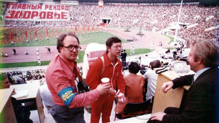 6. В 1980 году кока-кола стала официальным напитком Олимпийских игр в Москве. Когда администрация пр