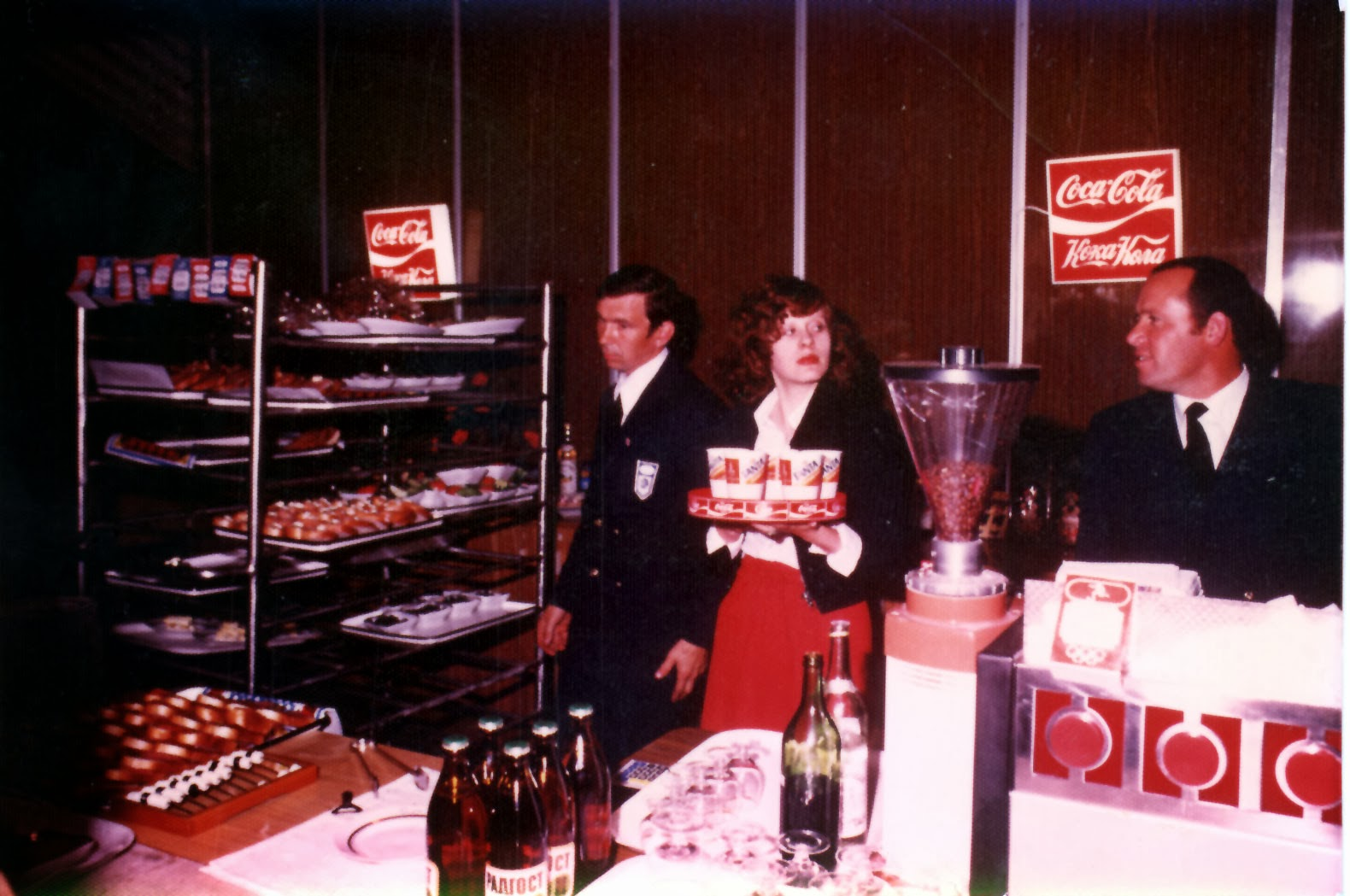 10. На волне демократизации СССР в конце 80-х «Кока-Кола» совершила свое победное Back in the USSR.