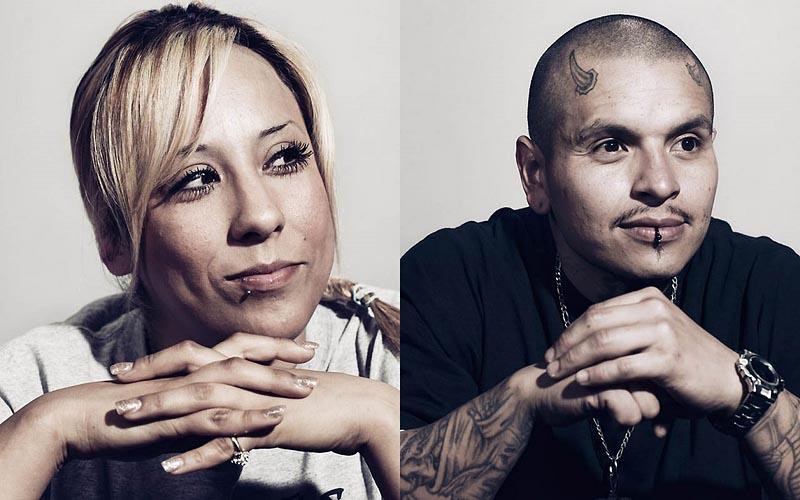 Банды Лос-Анджелеса в лицах (9 фото)