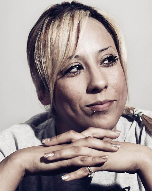4. Джессика Сандовал .