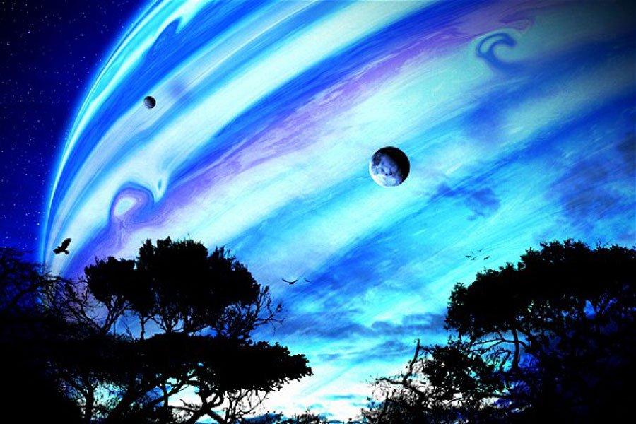 Астрономы отыскали места зарождения адекватной жизни