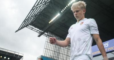«Манчестер Сити» планирует купить полузащитника сборной Украины А.Зинченко