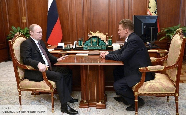«Газпром» видит новые направления сотрудничества сЯпонией— Миллер