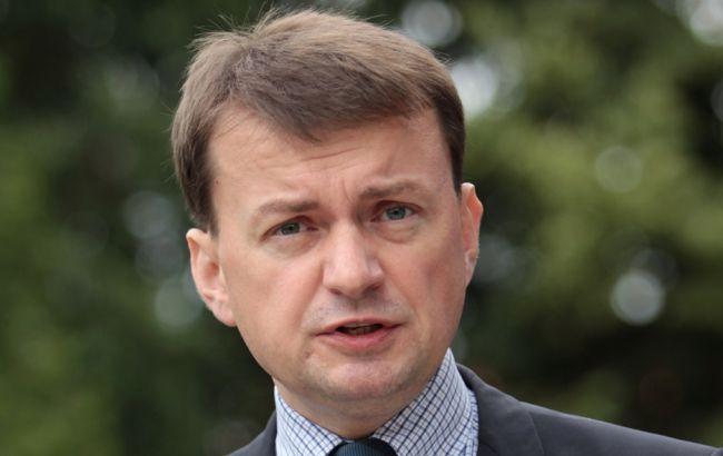 МВД Польши обвинило оппозицию впопытке захвата власти вгосударстве