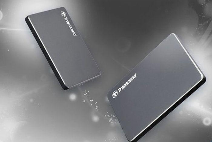 УTranscend появился миниатюрный жесткий диск на2 ТБ