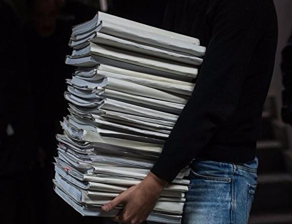 СМИ проинформировали овыемке документов вмосковском «Айви банке»