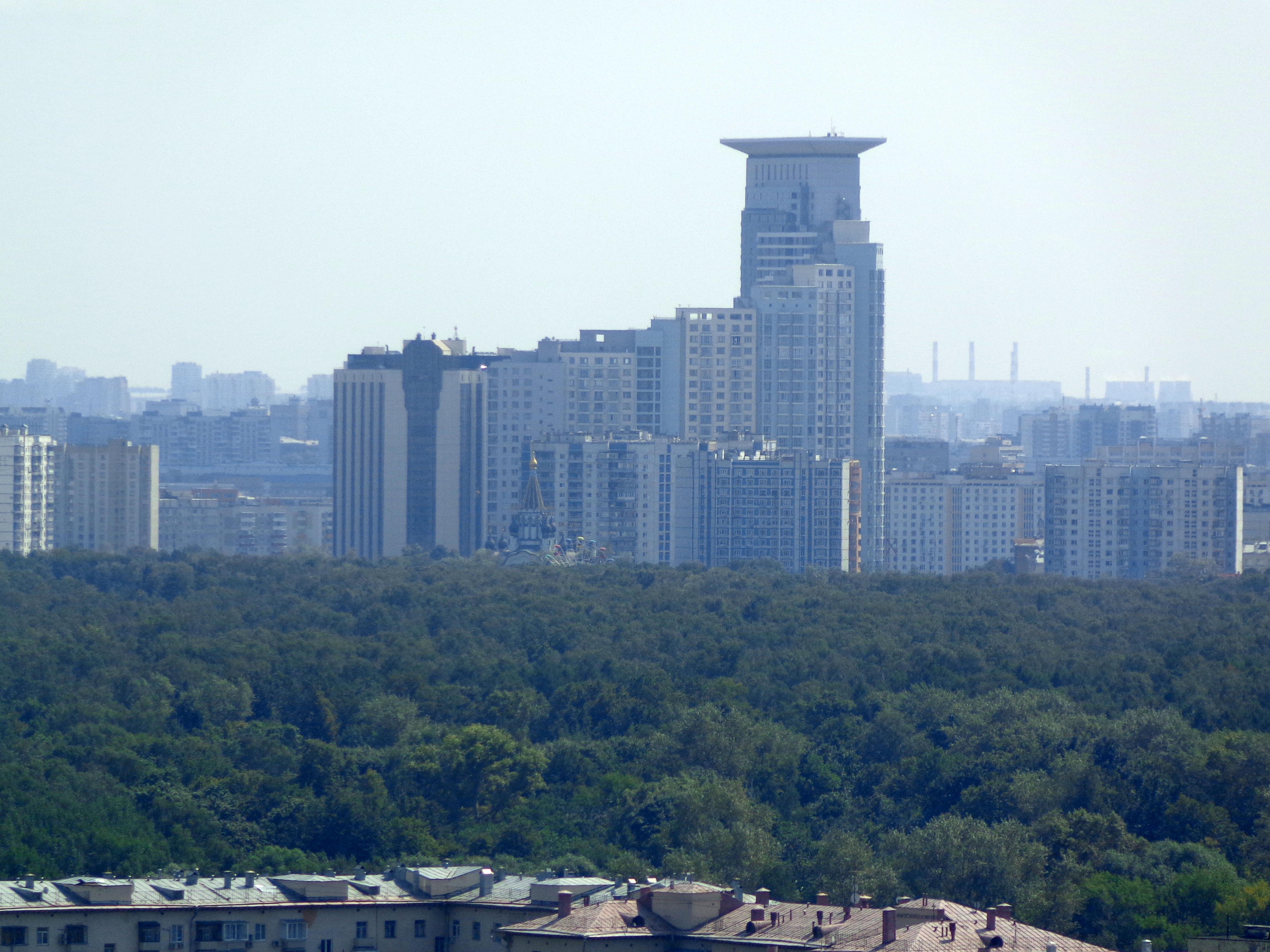 Москва, СВАО