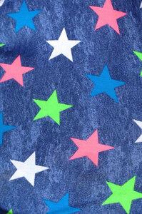 Футер с лайкрой Разноцв Звезды на джинсе, Состав: 72% - х/б, 23% - п/э, 5% - лайкра, Ширина: 180 см.Плотность: 220 гр/м2,Цена 395 руб.