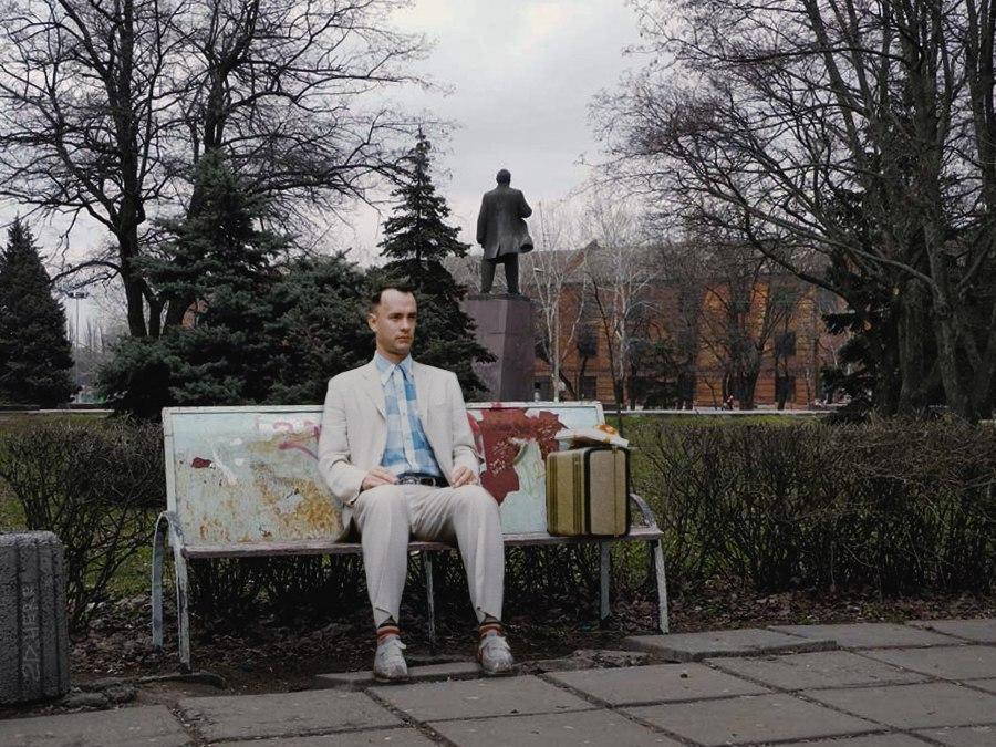 персонажи фильмов в России
