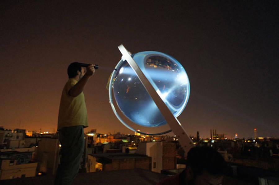 Rawlemon : an Ingenious Solar Sphere