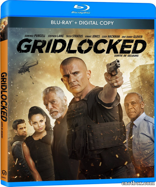 В тисках / Gridlocked (2015/BDRip/HDRip)