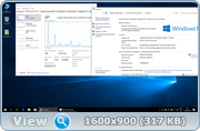 WWindows 10.0.14393 Version 1607 [5 in 1] by yahoo00 v1 [Ru]