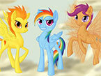 ������� ���� ���� (Square Little Ponies)