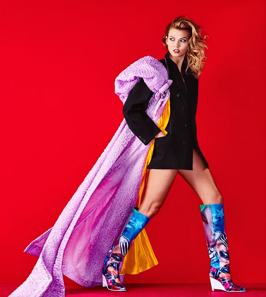 Karlie Kloss - Vogue Russia (May 2016)