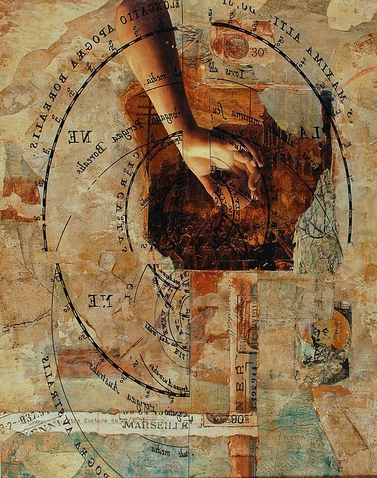 Mixed Media Artworks by ebbing-gale
