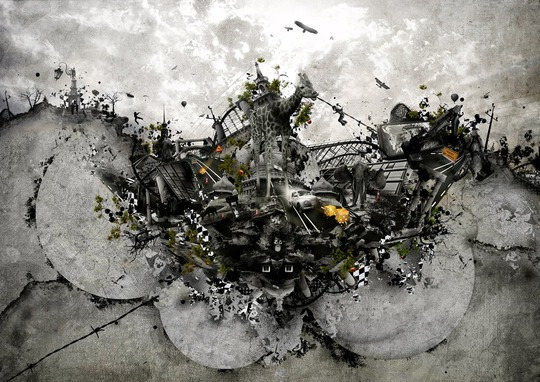 Hot Digital Art by Rik Oostenbroek