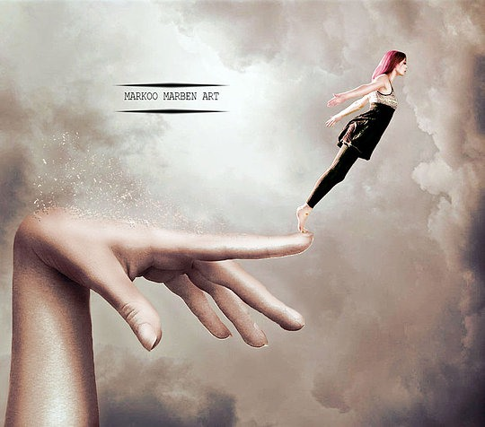 Creative Photo Manipulations by Markoo Marben
