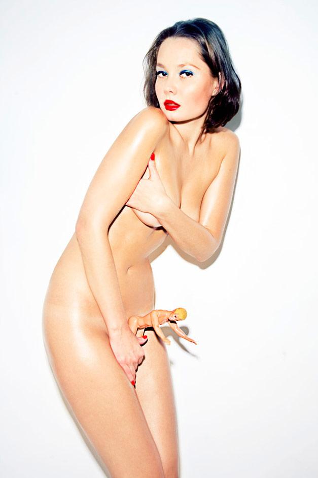 провокационно-эротические фотографии Лены Важениной - Sex Female by Lena Vazhenina