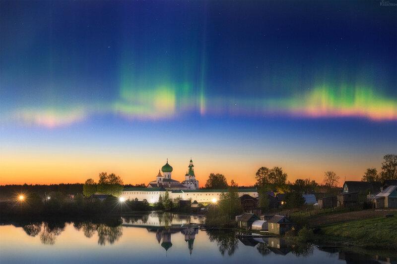 Буйство волшебных красок земной природы!