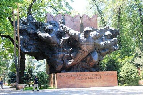 Памятник Панфиловцам