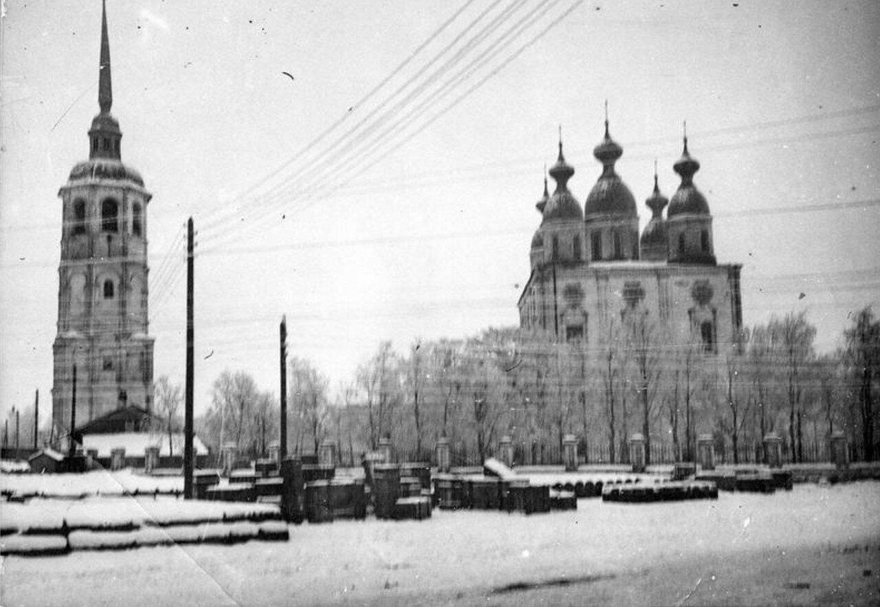 1918. Кафедральный Свято-Троицкий Собор