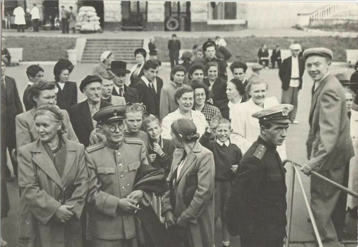 1950. День свадьбы