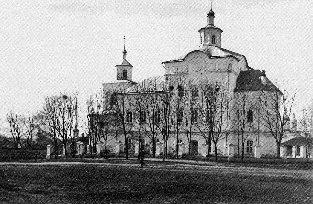 Спасо-Преображенская церковь. 1890—1910