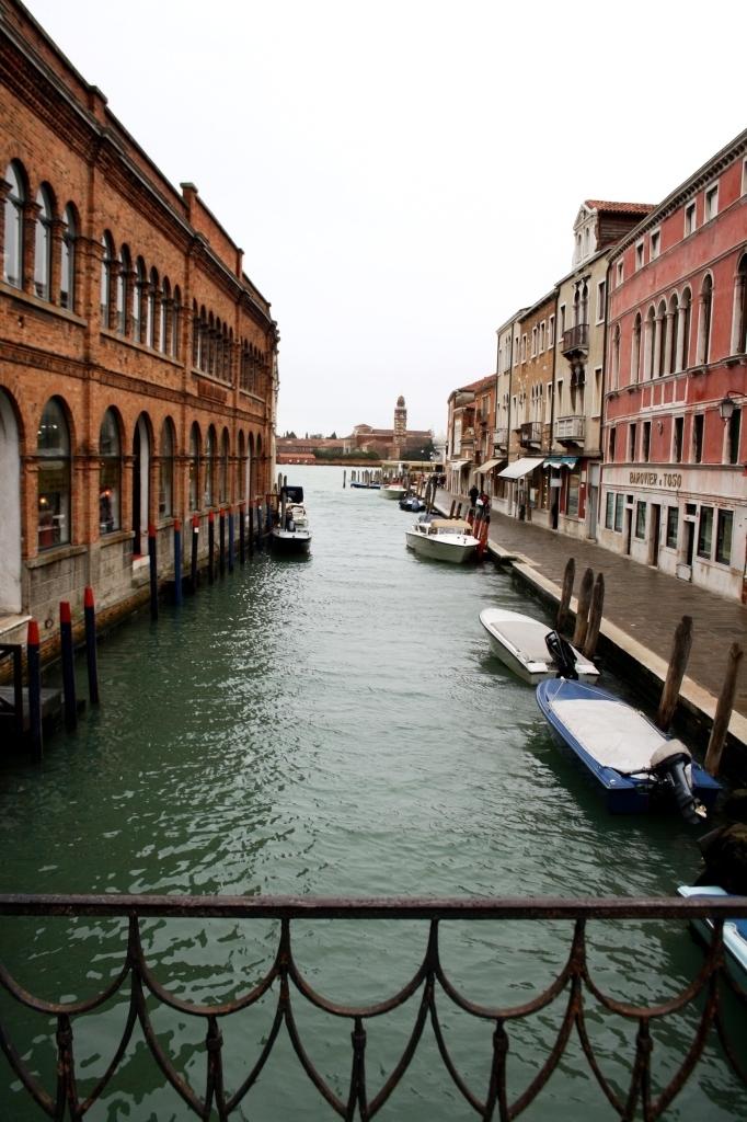 Итальянская неделя: Милан-Болонья-Феррара-Венеция (март 2016)