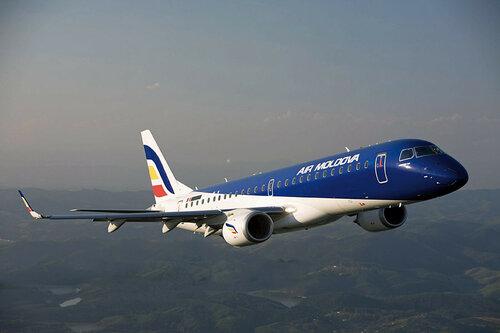 Air Moldova запускает регулярные рейсы Кишинев-Анталия