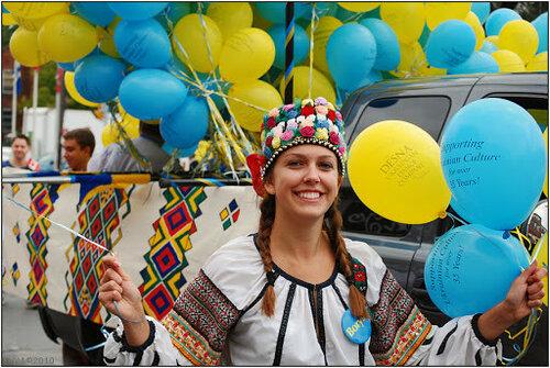 Фестиваль украинской культуры прошёл в Торонто