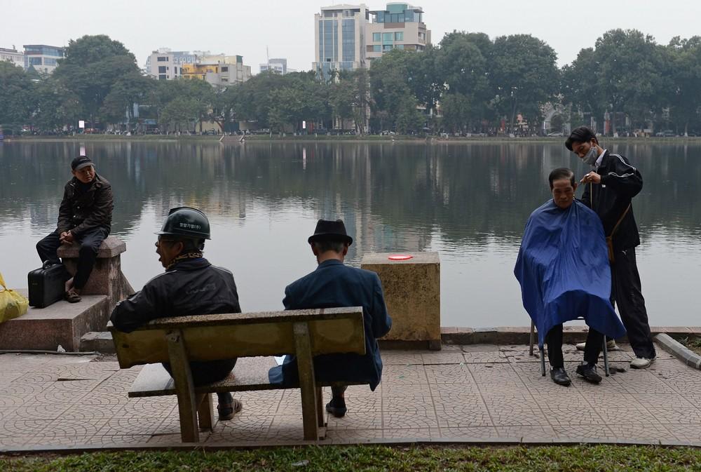 Кадры повседневной жизни во Вьетнаме