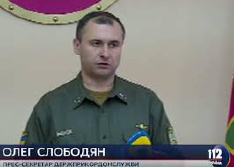 На админгранице с оккупированным Крымом провокации устраивают правоохранители РФ, а не военные, - Назаренко
