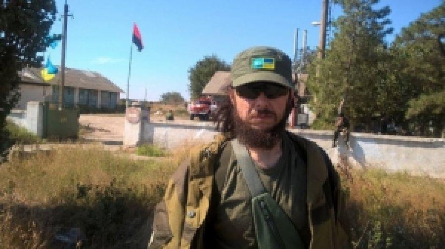 """Друг """"Татарин"""" об минувшие сутки на акции по блокированию Крыма"""