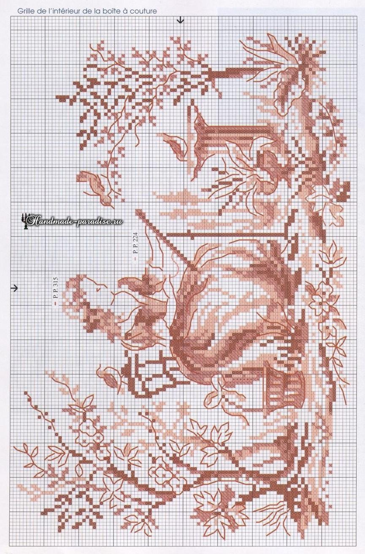 Вышивка -сепия Записи в рубрике Вышивка -сепия Дневник Omuravickaya 74