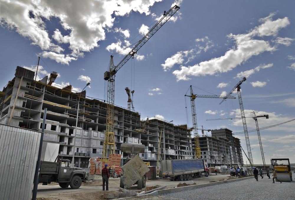 Свердловская область лидирует по строительству