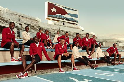 Кубинцы будут выступать на Олимпиаде в форме от Лабутена