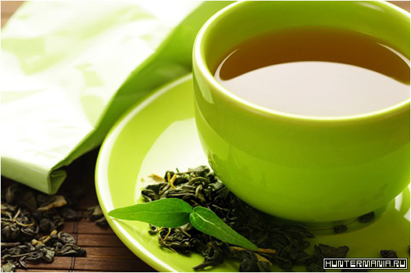 Солнцезащитное средство на основе зеленого чая