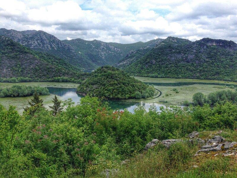 Риека Црноевича в черногории