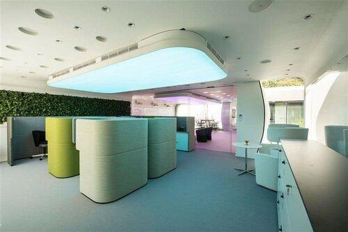 Современный офис в Дубае напечатали на 3D принтере