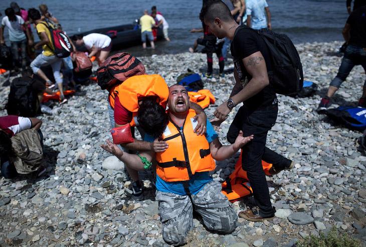 Только за последнюю неделю в Европу прибыло 30 000 мигрантов. В году бывает 52 или 53 календарные не
