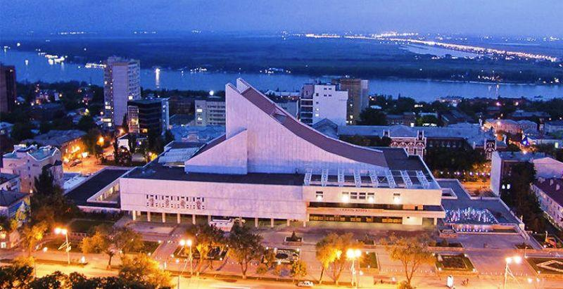 14. Ростовский храм искусств числится в рядах крупнейших музыкальных театров на юге страны.