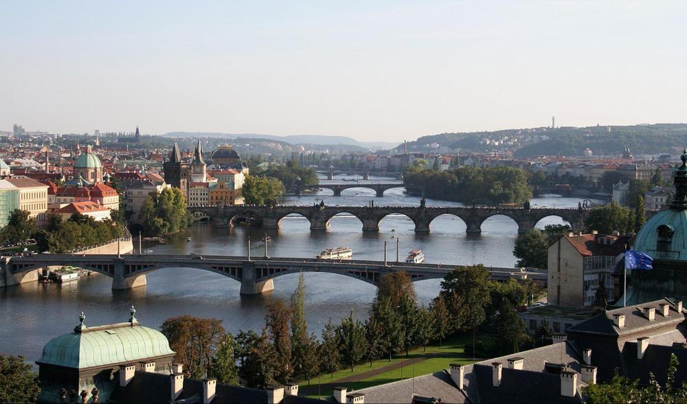 60. Прага, Чехия . Прага была когда-то крупнейшим политическим, культурным и экономическим центром с