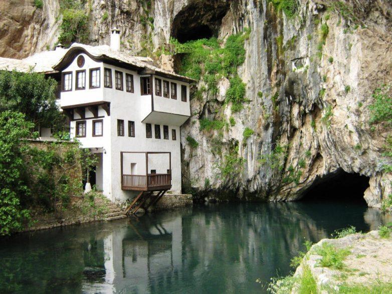 13. Дом у воды, Благай, Босния и Герцеговина