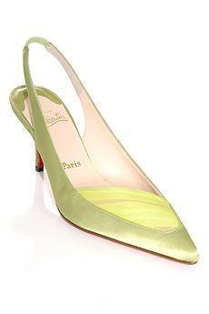 8. А Кристиан Лабутен назвал в честь Дины одну из своих моделей туфель.
