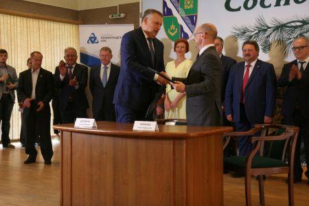 «Росатом» инвестирует неменее 30 млрд руб. ватомную промышленность Ленинградской области