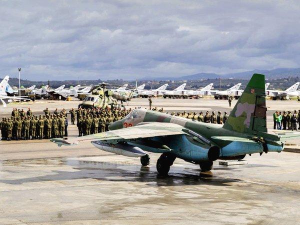 РФ превратит «Хмеймим» всвою полноценную военную базу вСирии