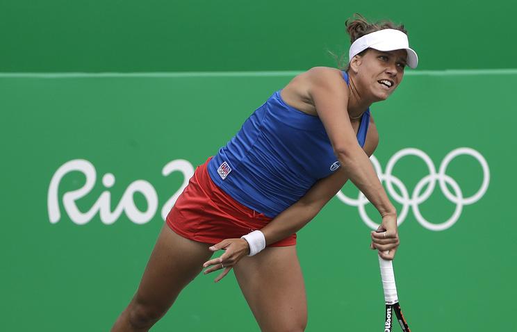 Теннисистки Веснина иМакарова вышли вфинал наОлимпиаде