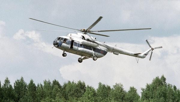 Вертолёт, переправлявший членов избиркома, экстренно сел наЯмале