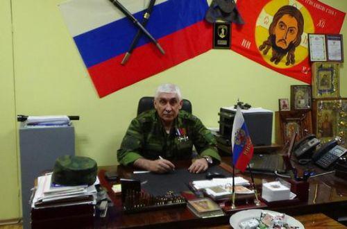 Русский депутат оплакал всоцсети «генерала» донецких террористов